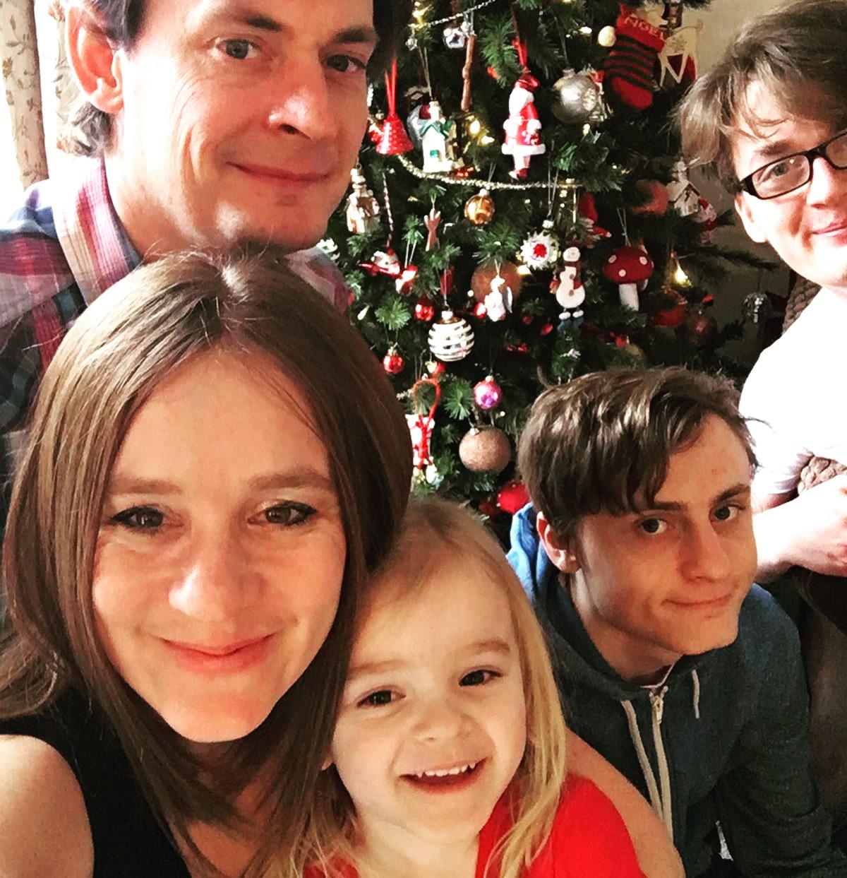 Matt, Ali, Zach, Caleb & Matilda