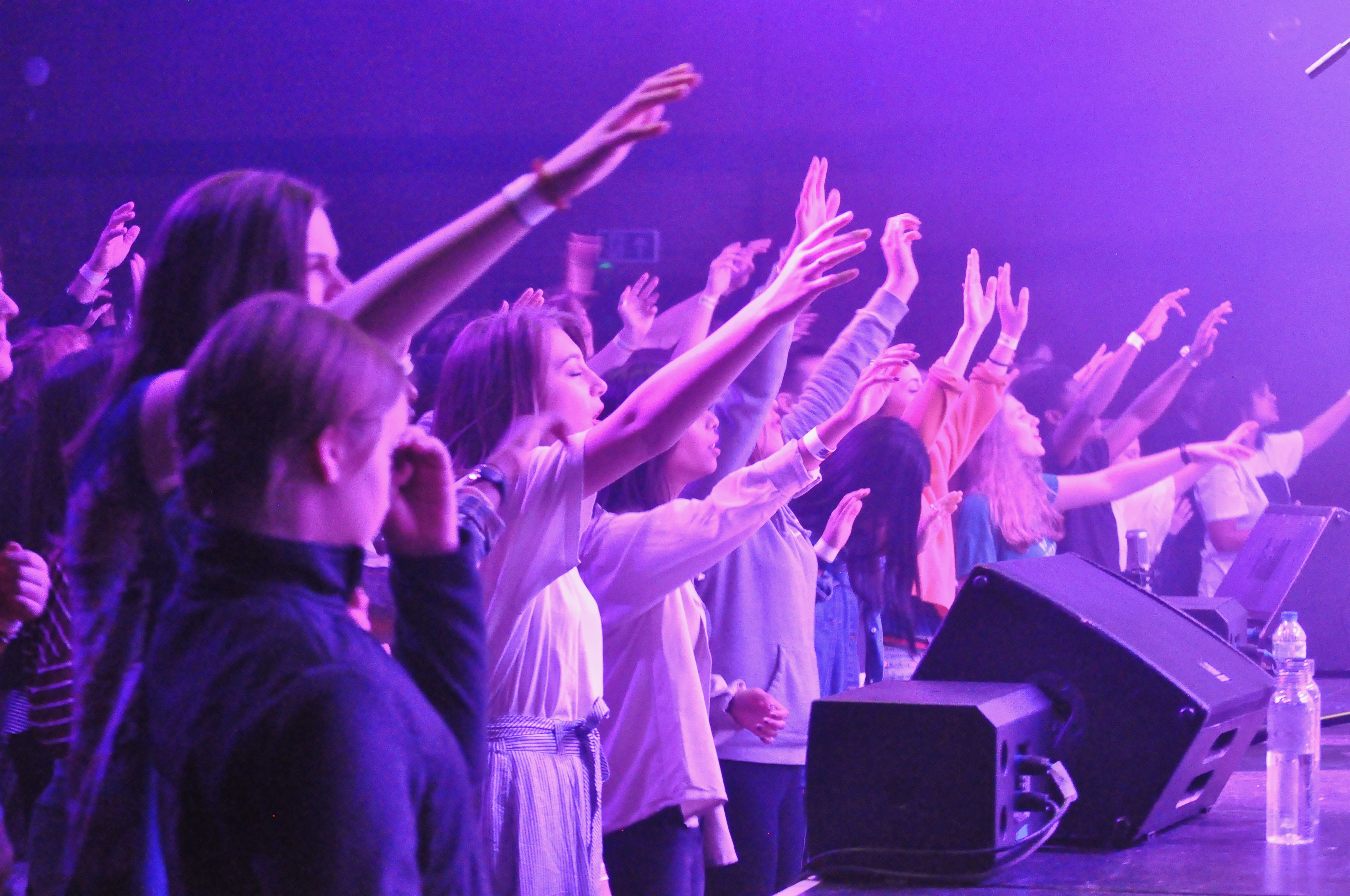 Worship at Empower Conference