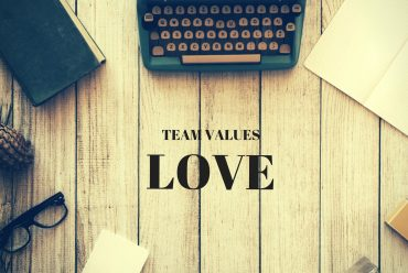 Team Values: Love